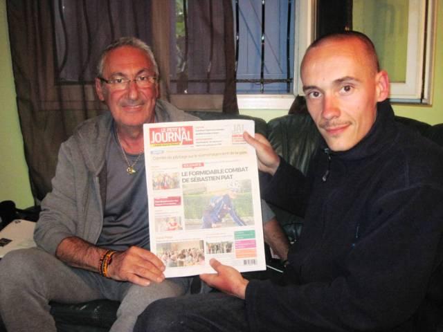 Sébastien et Norbert découvre notre article.