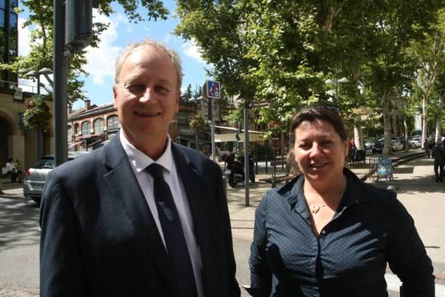 Vincent Bouillaguet et Céline Marinho Soucaze donnent rendez-vous aux élus le 24 septembre