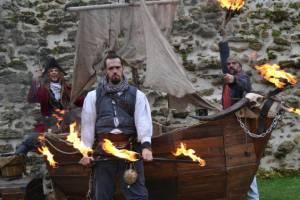 Le vaisseau Piratoria