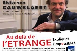 Didier Van Cauwelaert, Prix Goncourt.