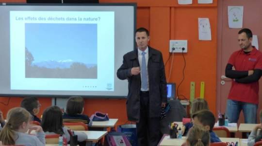 Un accompagnement à l'éducation à l'environnement durable