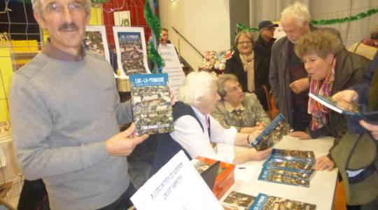 Les sages ont présenté leur ouvrage lors du marché de Noël. Il est en vente actuellement à la Maison de la presse, chez Bouloc au 25 avenue de Toulouse à La Primaube