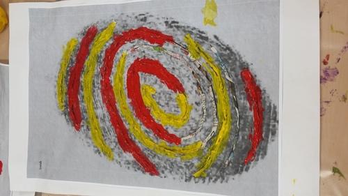 """Projet """"Corps et arts"""", séquence 2"""