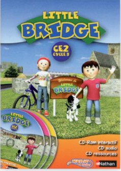 "J'ai testé ""Little Bridge CE2"" de Nathan"