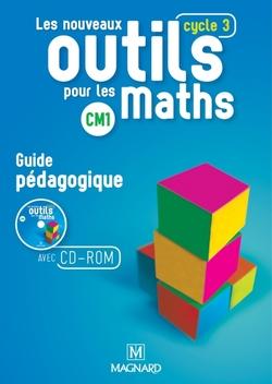 """""""Nouveaux outils pour les maths"""" CM1 chez Magnard"""