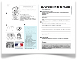 Instruction civique : les valeurs de la France