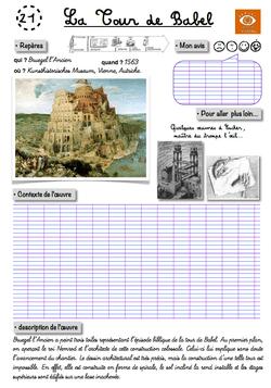 Histoire de l'art : Moyen Age