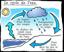 Sciences-le cycle de l'eau