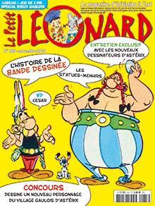 Le Petit Léonard n° 185 - Novembre 2013