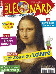 Le Petit Léonard n° 213 - mai 2016