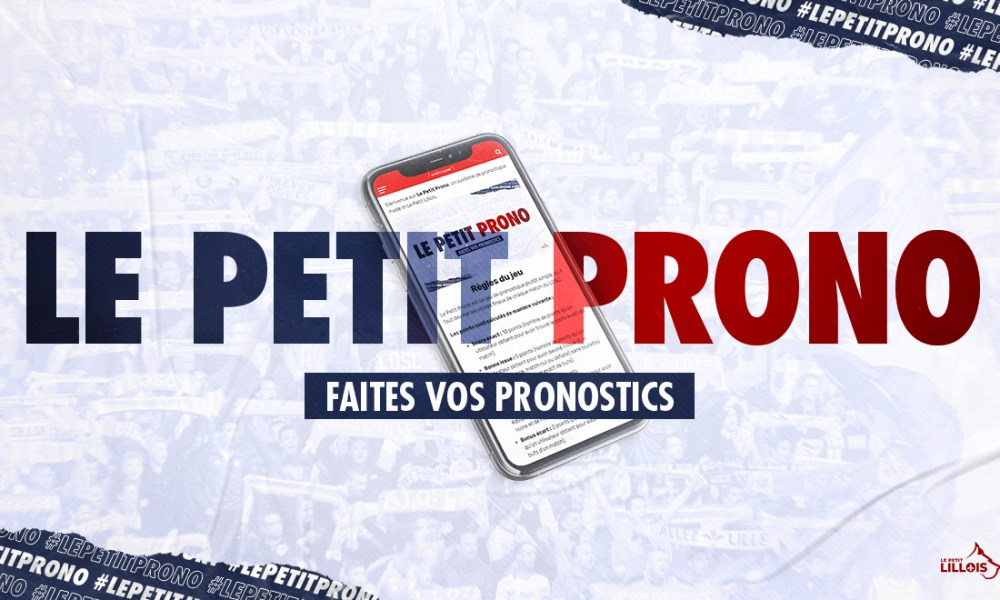 Le Petit Prono: Predict the match FC Lorient – LOSC