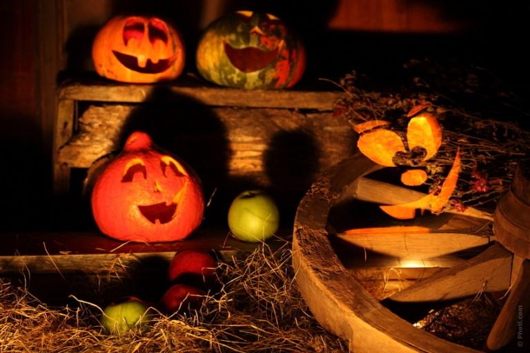 Préparer l'enfant autiste à Halloween