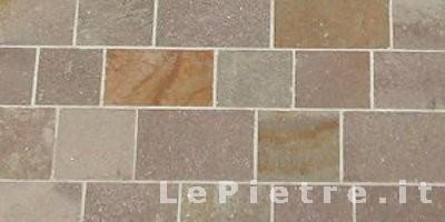 LePietreit piastrelle e squadrato a spacco piano naturale per pavimenti lastre in squadrato