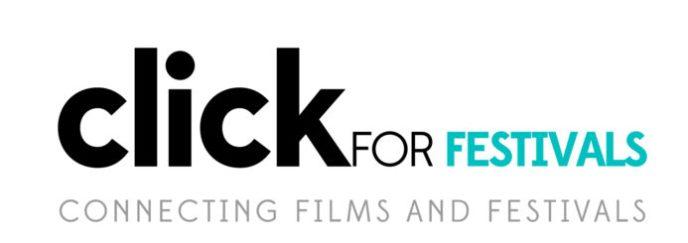 Logo Click for Festival conectando films y festivales inicia