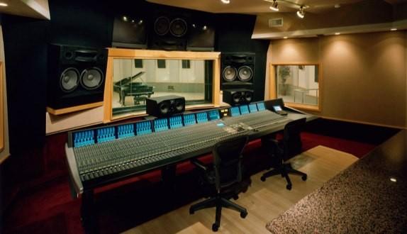 estudio de audio