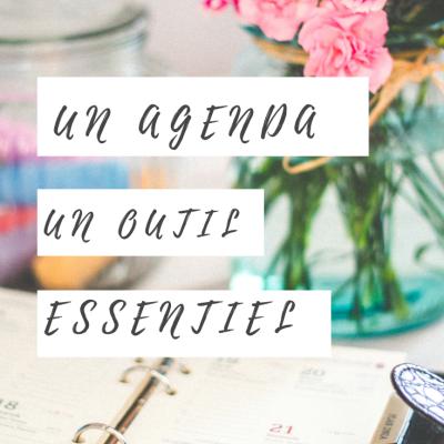 Un agenda: outil essentiel pour croitre spirituellement