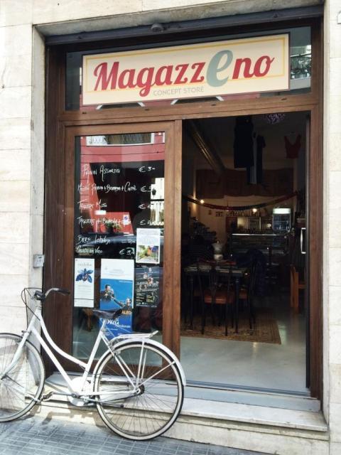 Ingresso Magazzeno