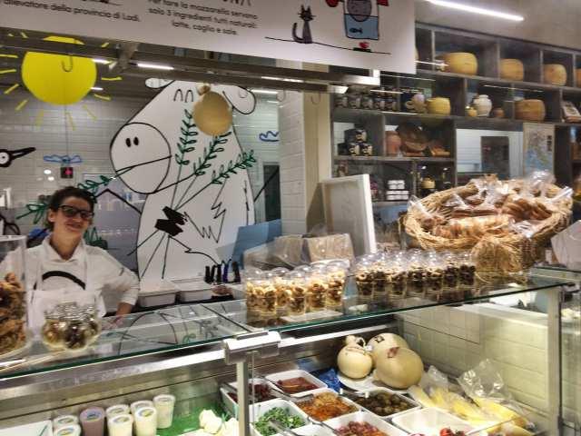 Mercato Centrale - Le Plume - Dove Mangiare a Firenze