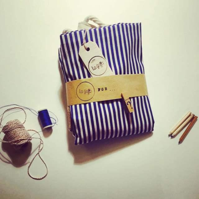 Packaging - La Goffa - Le Plume