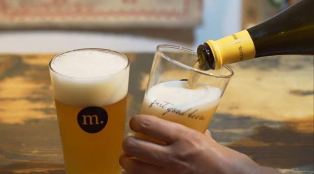 Birra Mezzavia - Le Plume - Street Food