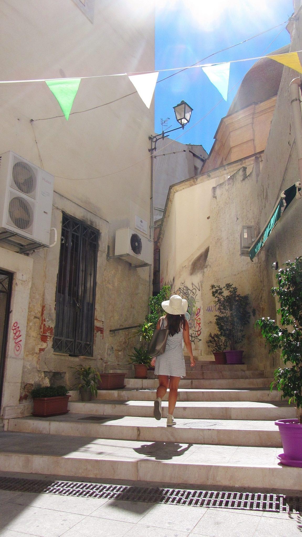 Scalette Marina - Le Plume - City Break