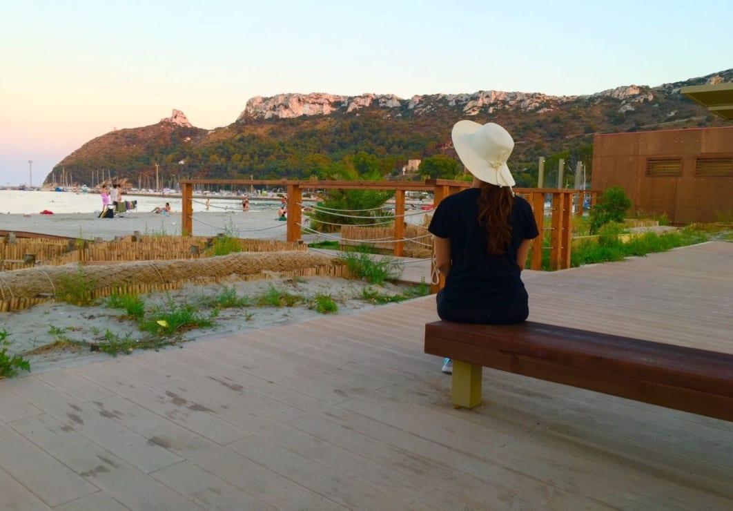 Poetto - Le Plume - city break