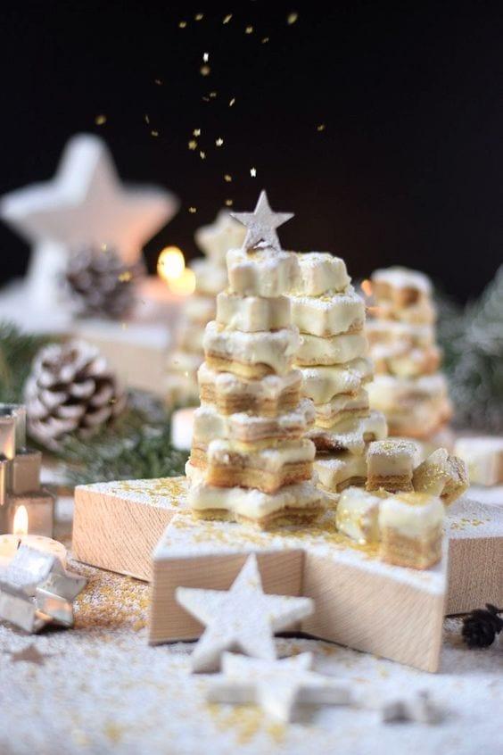baumkuchen - ricette di Natale - Le plume