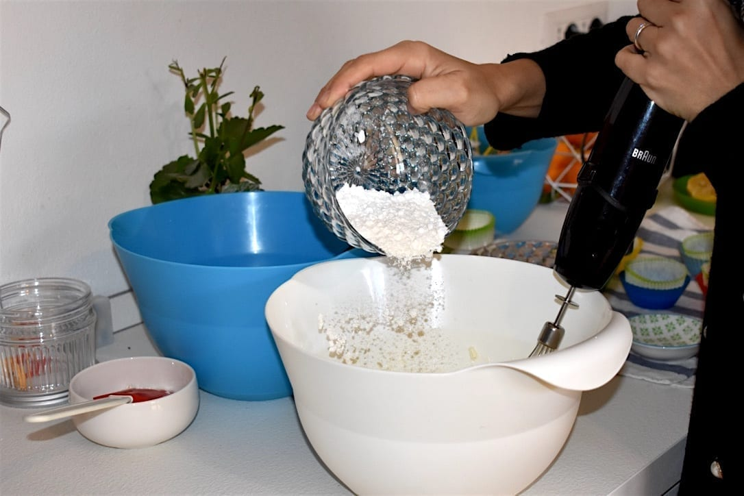 Cotton cake - Bake Challenge - Le Plume