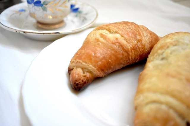 Croissant sfogliati alla francese 3- Le Plume