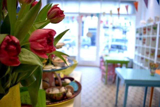 C.ramic Art Café - Bruxelles - Le Plume -
