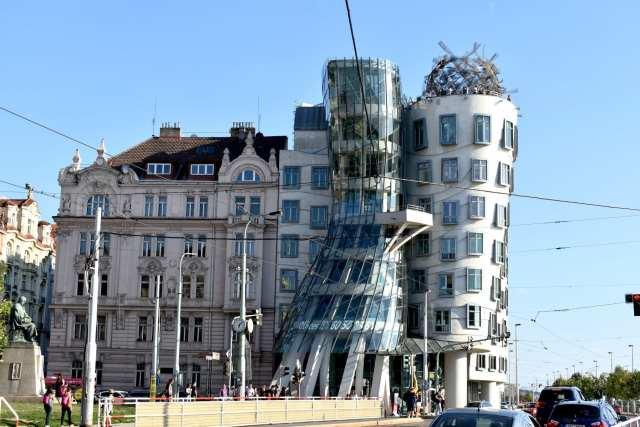 Casa Danzante - Praga -Le Plume