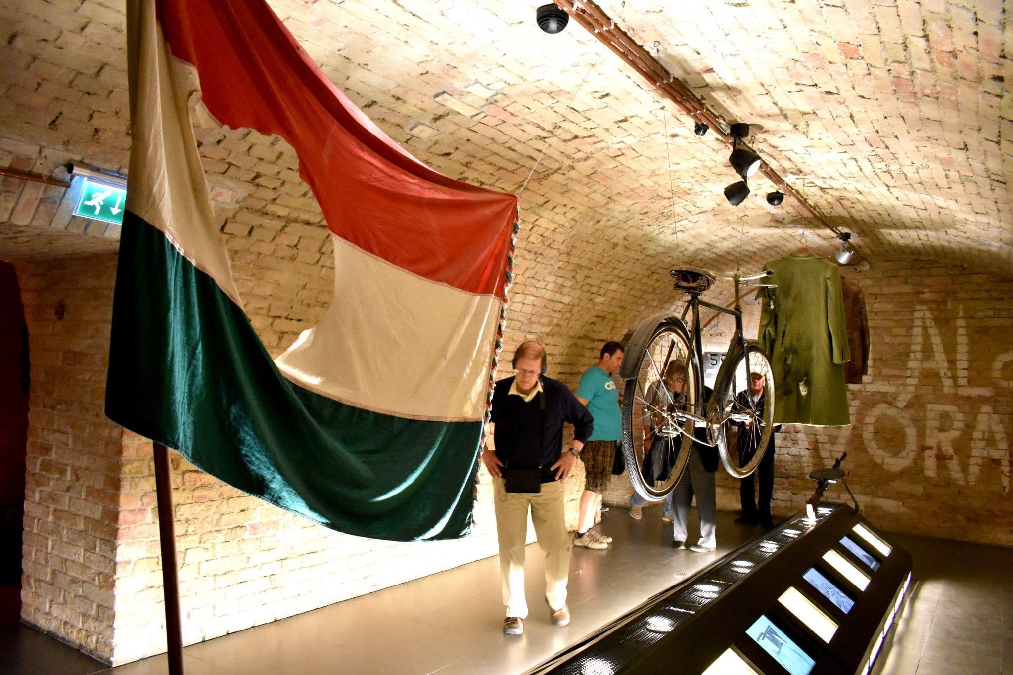 interni museo del terrore - Budapest - Le Plume