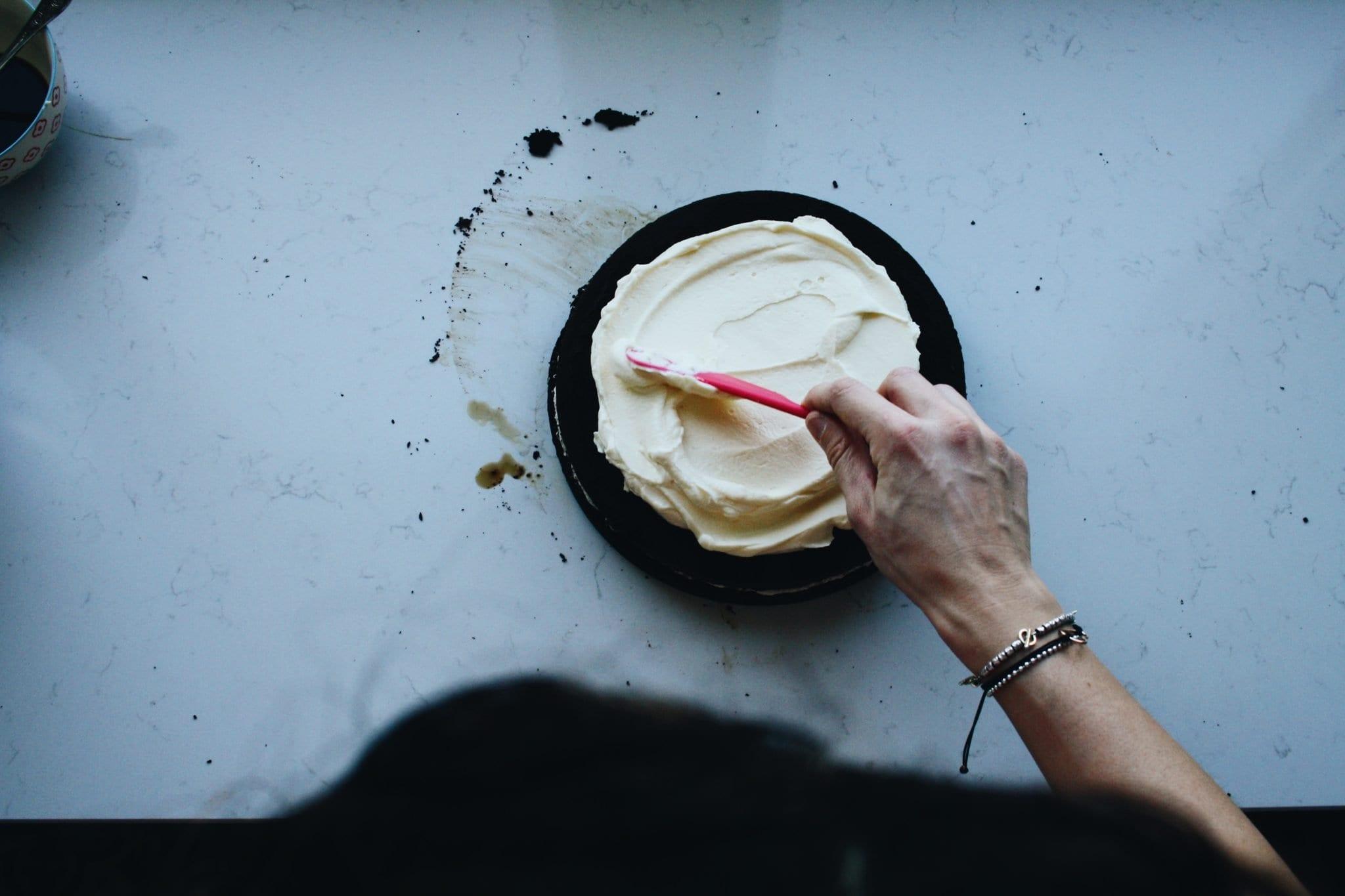 Torta tiramisù - Cuor di biscotto - Le Plume
