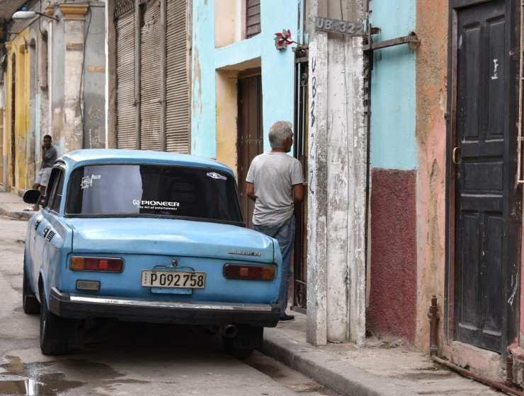 l'Avana - Le Plume