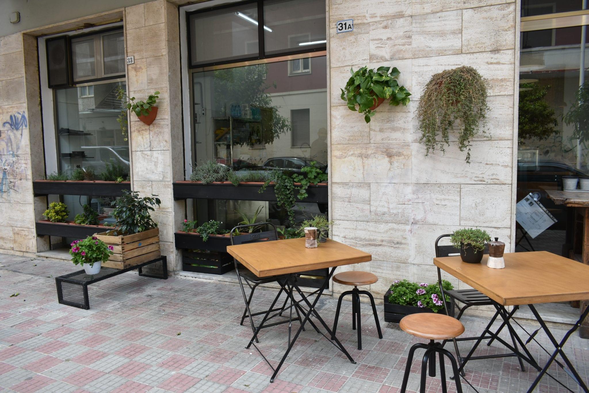 tavolini all'aperto -PestaPepe - Leplume