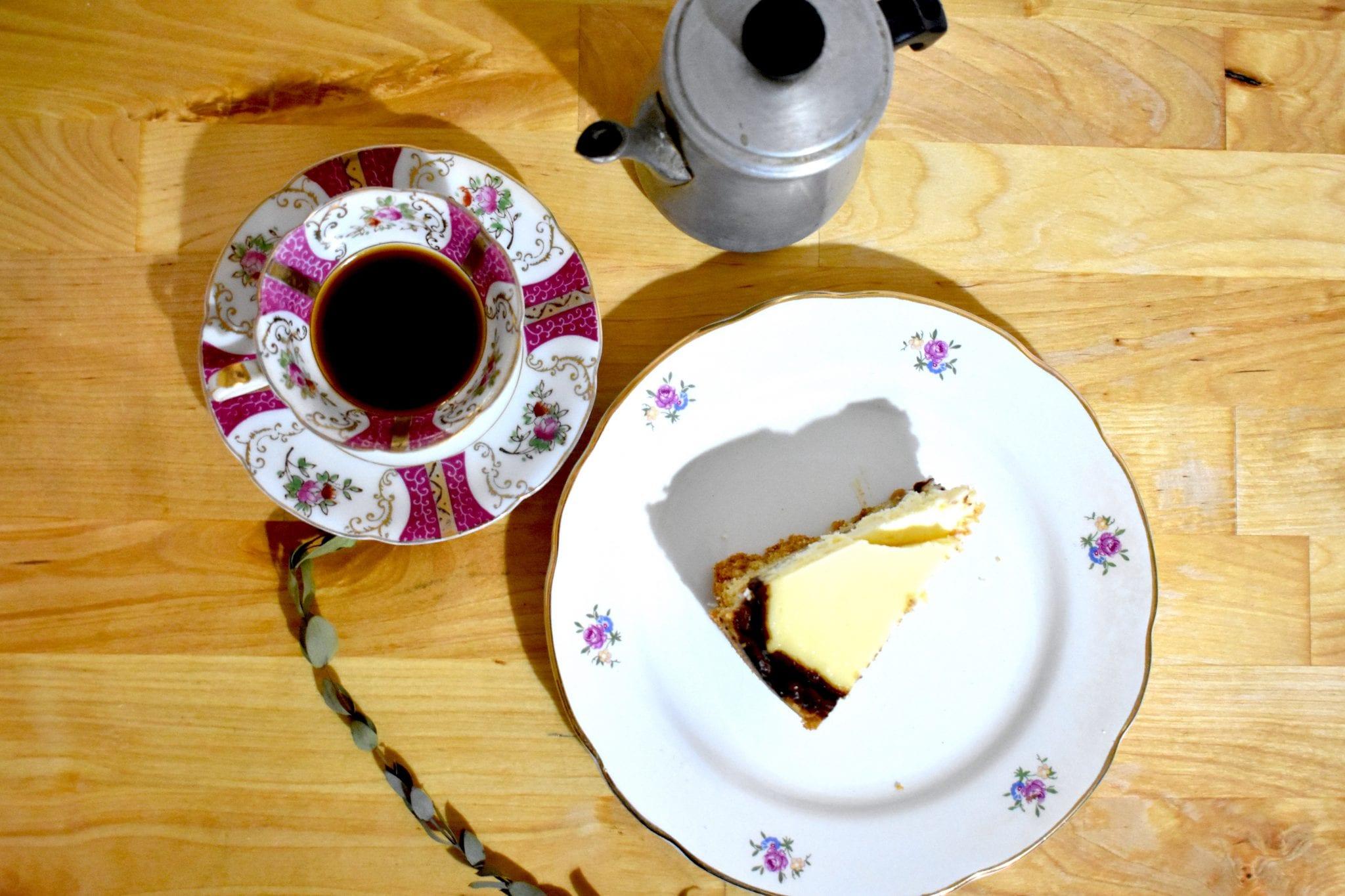 Crostata con nutella e philadelphia - Le Plume