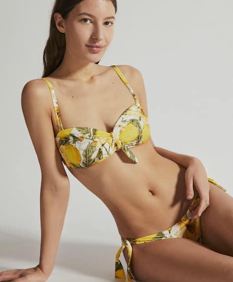 bikini balconcino oysho - costumi da bagno lePlume