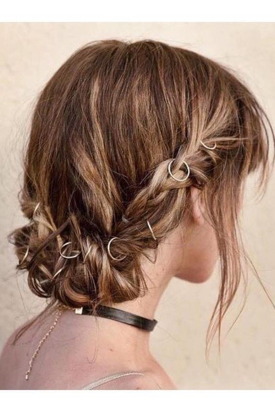 anelli 2 - capelli - le plume