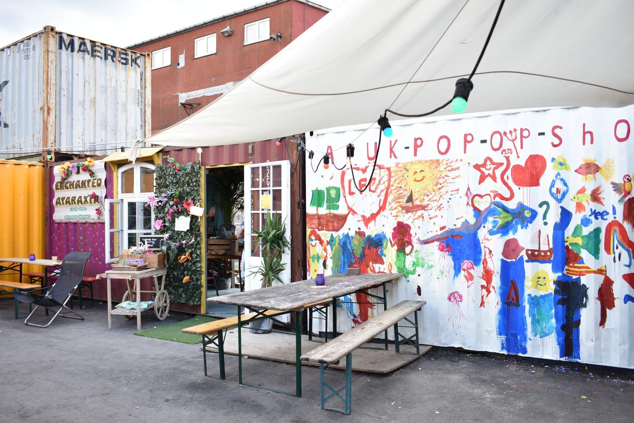 Copenaghen Tips - le plume