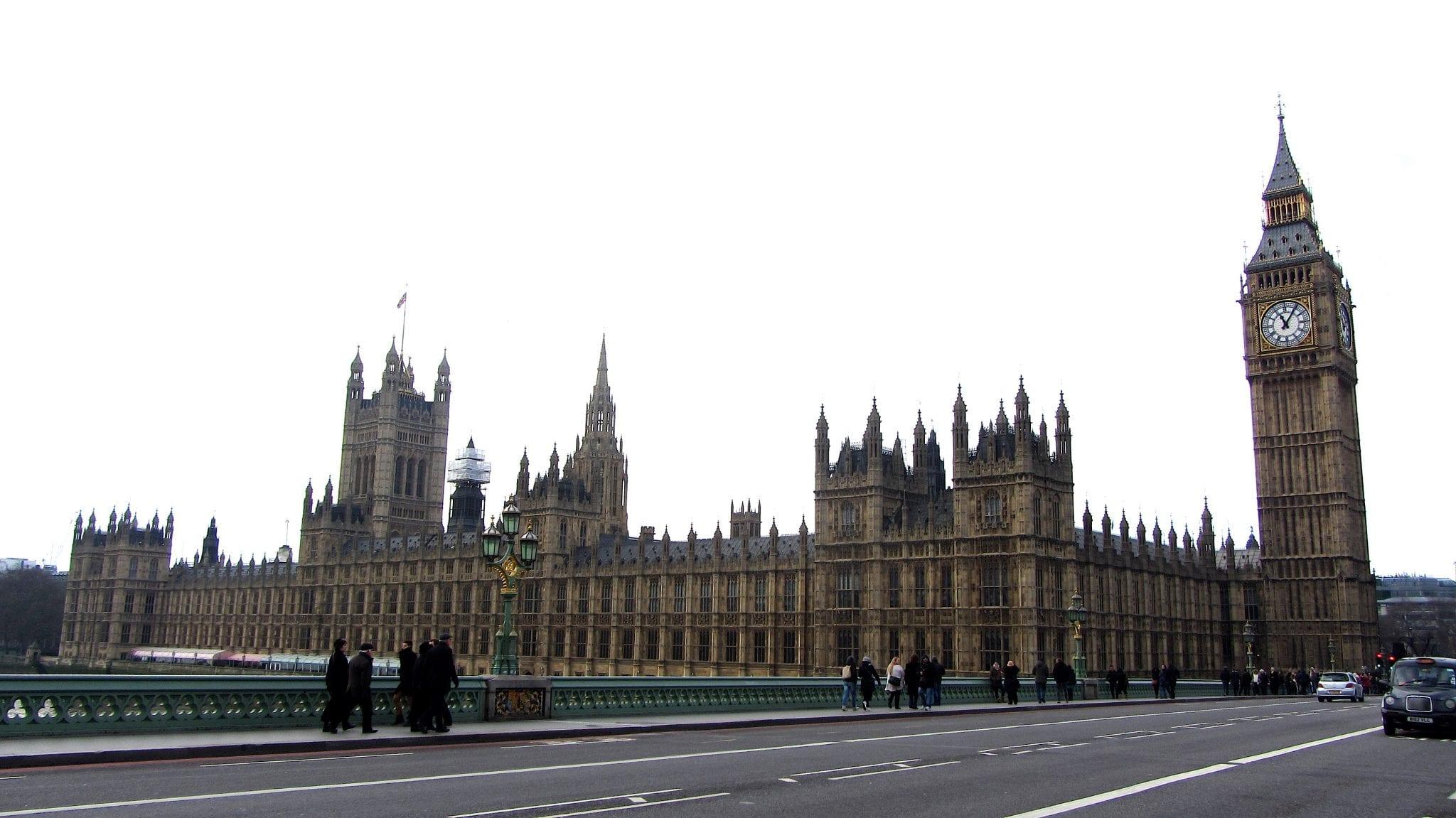 Westminster Big Ben - Prima volta a Londra - Le Plume