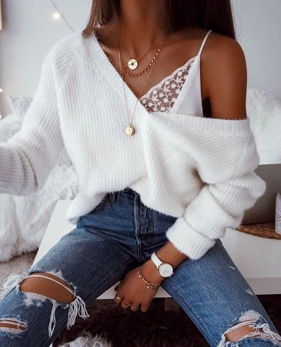 tshirt bralette Bralette Victoria Secret - Biancheria intima - Le Plume