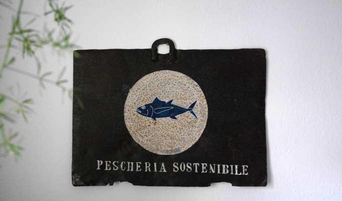 Pescheria sostenibile Tzilipicche Hand Made - Le Plume