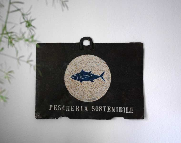 Pescheria sostenibile Tzilipicche Hand Made - Le Plume