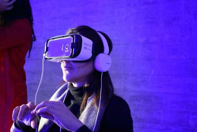 Realtà virtuale - Nuragica - Le Plume