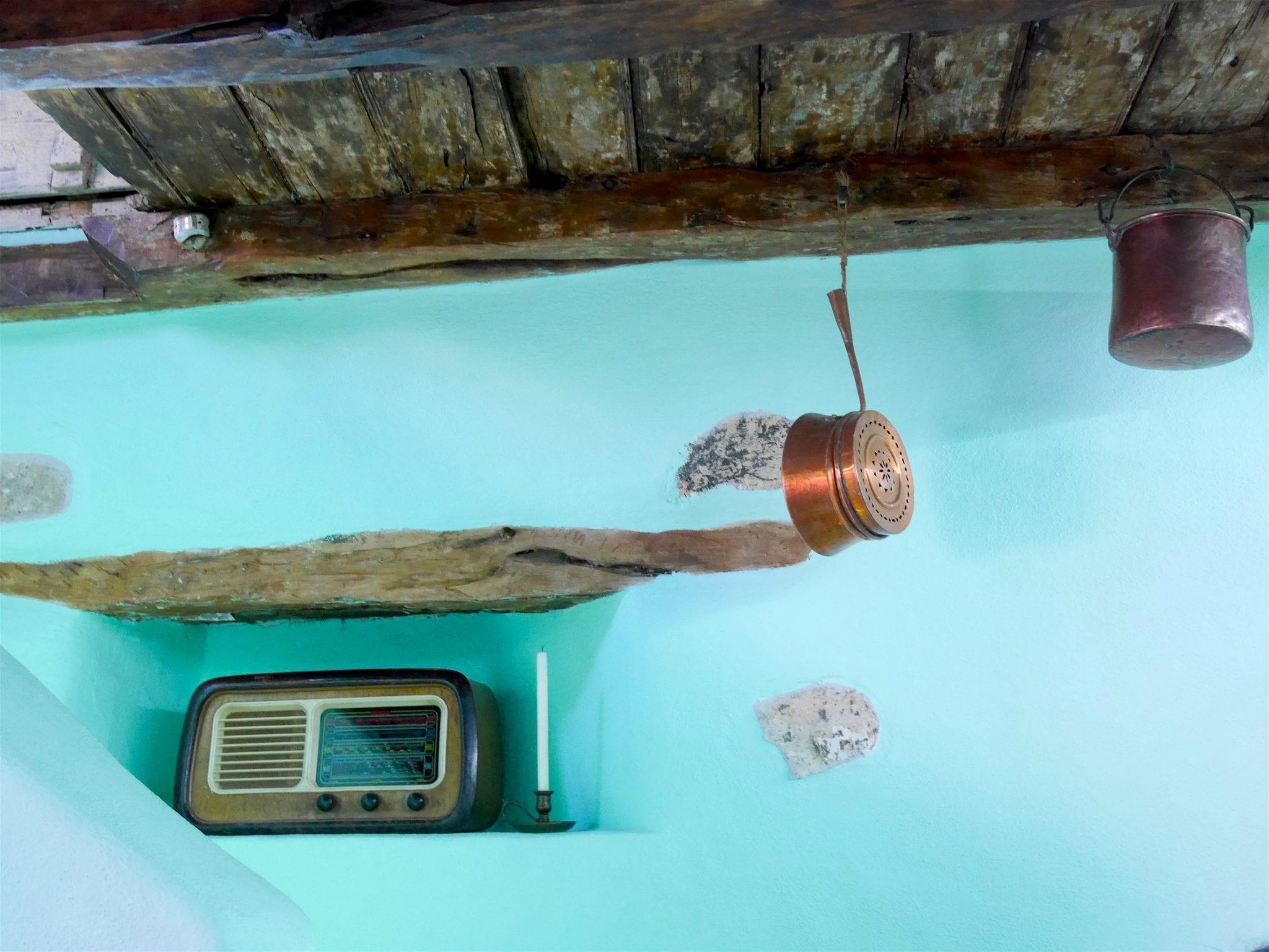 Museo del pane carasau orgosolo - le plume