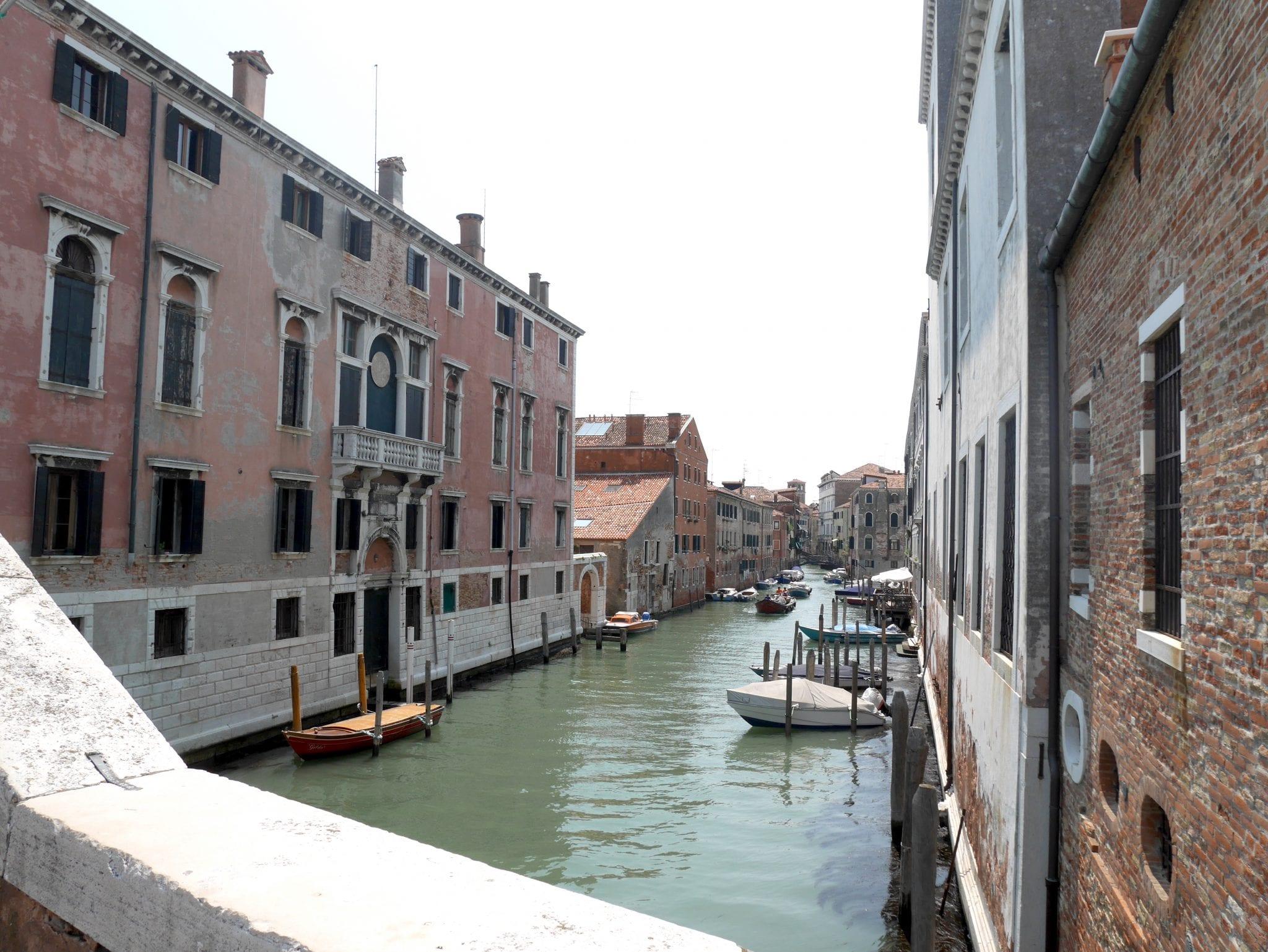 Ponte - Venezia - Le Plume