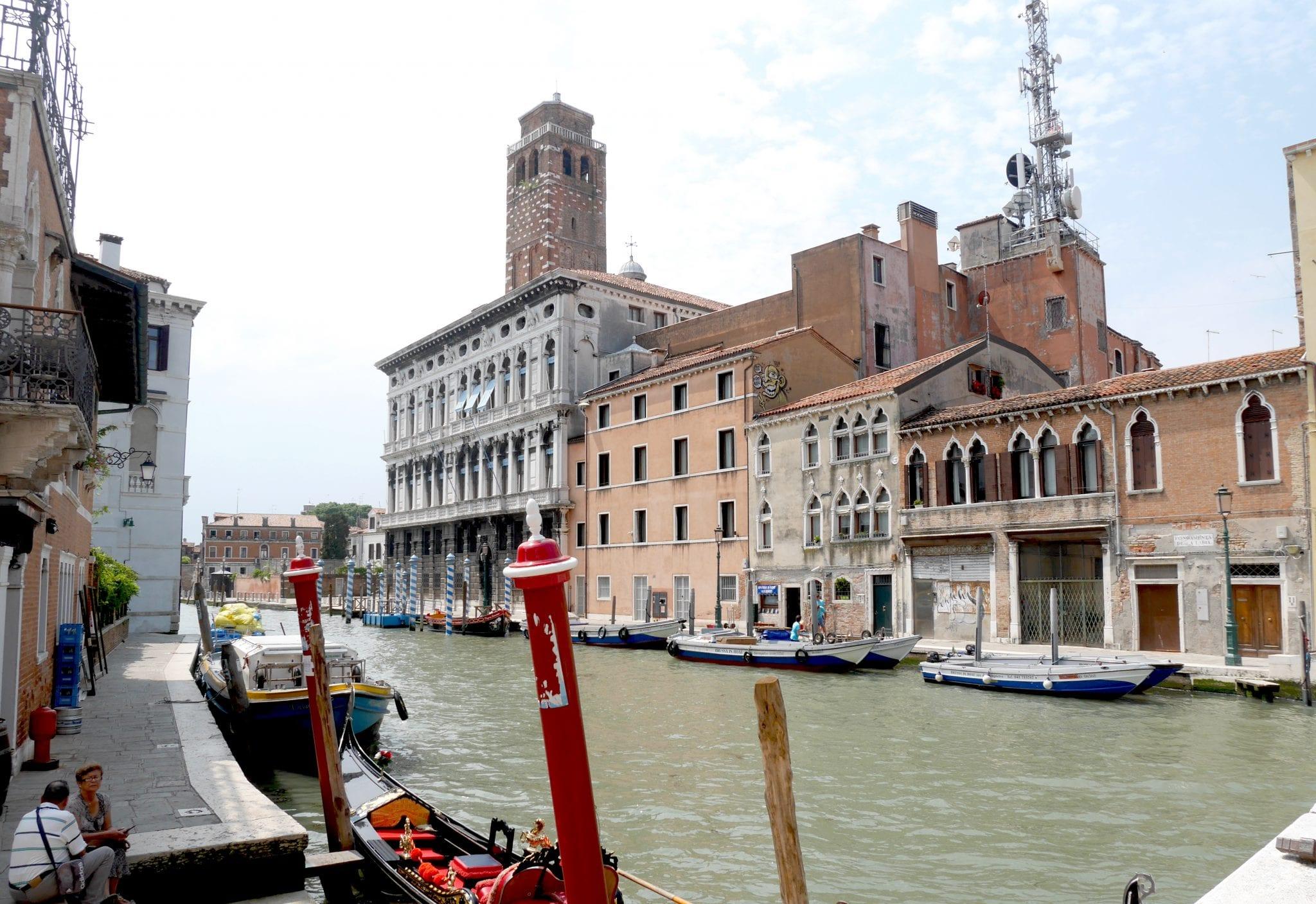 Vista - Venezia - Le Plume
