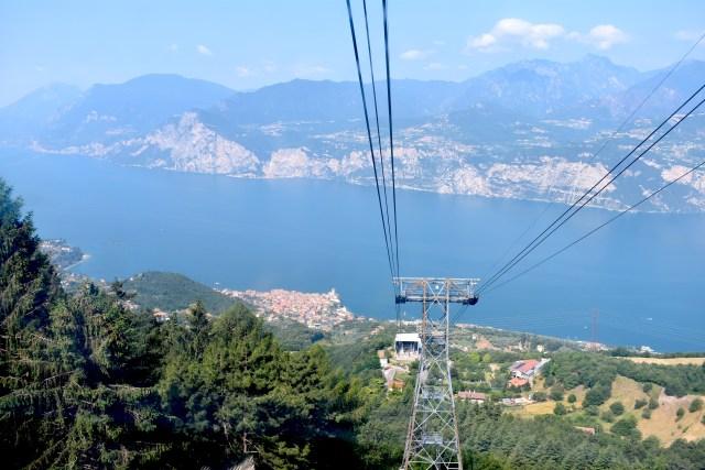 funivia - Lago di Garda