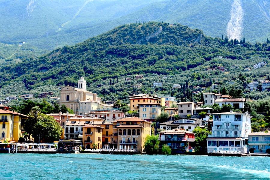 Lago di Garda - Le Plume
