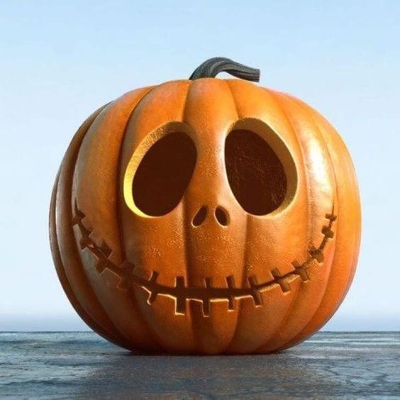 Jack zucca di Halloween - Le Plume